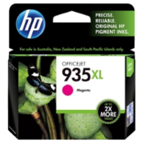 HP #935 Magenta XL Ink C2P25AA - Out Of Ink