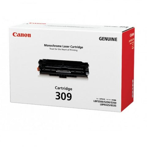 Canon CART309 Black Toner - Out Of Ink