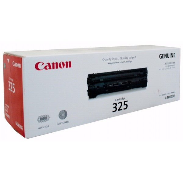 Canon CART-325 Toner Cartridge - 1,600 pages - Out Of Ink