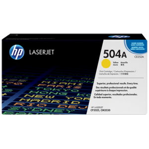 HP CM3530 / CP3525 Magenta Toner Cartridge - 7,000 pages - Out Of Ink