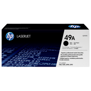 HP No.49A Toner Cartridge - 2,500 pages - Out Of Ink