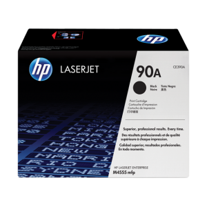 HP No.90A Black Toner Cartridge - 10,000 pages - Out Of Ink