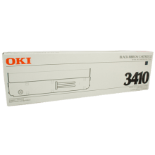 Oki ML3410 Ribbon - Out Of Ink