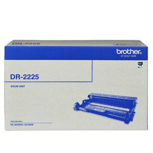 Brother DR-2225 Drum Unit - Up to 12,000 pages - Out Of Ink