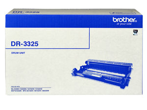 Brother DR3325 Drum Unit - 30,000 pages - Out Of Ink