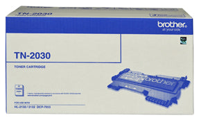Brother TN-2030 Toner Cartridge - 1,000 pages - Out Of Ink