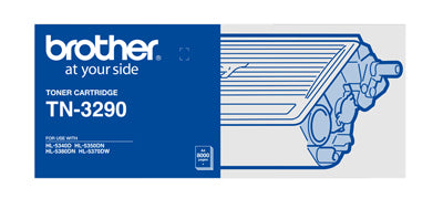 Brother TN-3290 Toner Cartridge - 8,000 pages - Out Of Ink