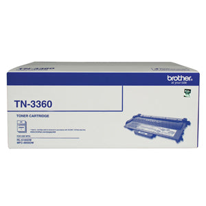 Brother TN3360 Toner Cartridge - 12,000 pages - Out Of Ink