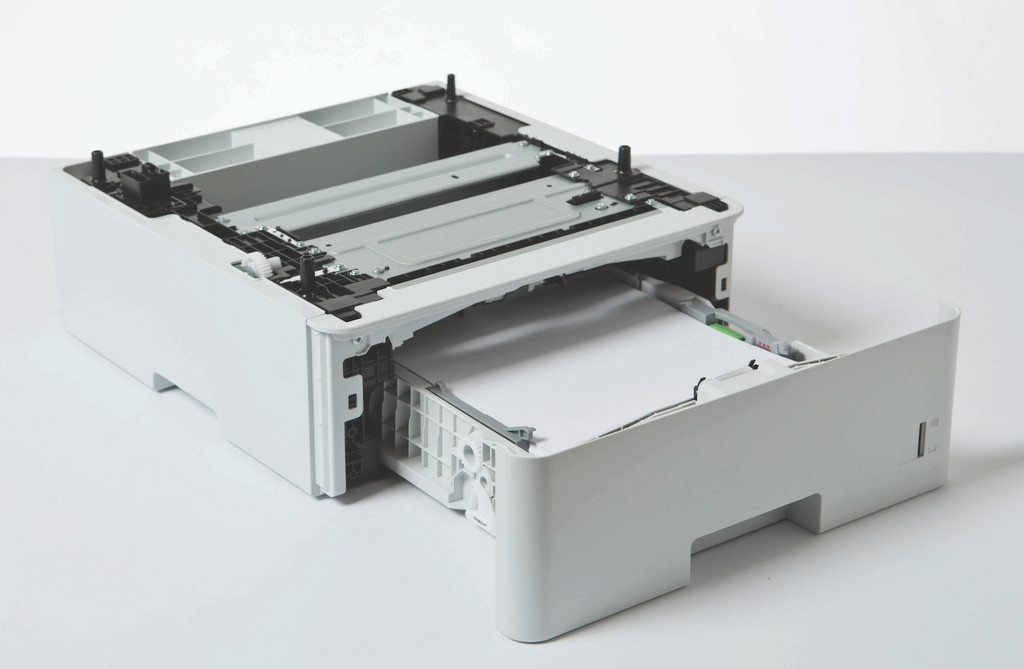 Brother LT-6505 Lower Tray (White) - Out Of Ink