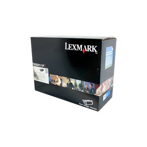 Lexmark T650 / T652 / T654 Prebate Toner Cartridge - 25,000 pages - Out Of Ink