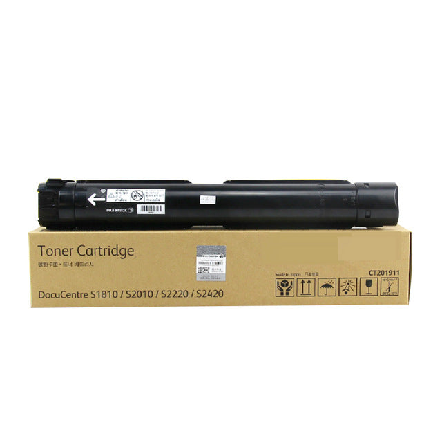 Fuji Xerox CT201911 Blk Toner - Out Of Ink