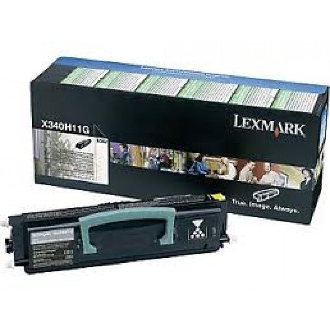 Lexmark X342n Prebate Toner Cartridge - 6,000 pages - Out Of Ink