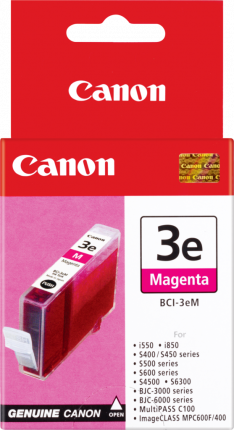 Canon BCI-3eM Magenta Ink tank  - 280 pages - Out Of Ink