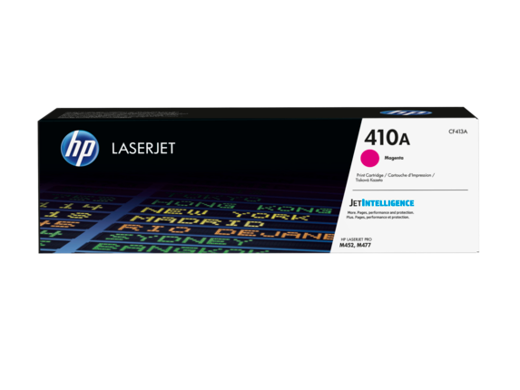 HP 410A Magenta CF413A - 2,300 pages - Out Of Ink