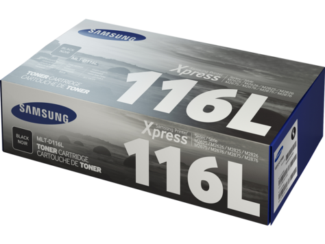 Samsung MLTD116L Blk HY Toner - Out Of Ink