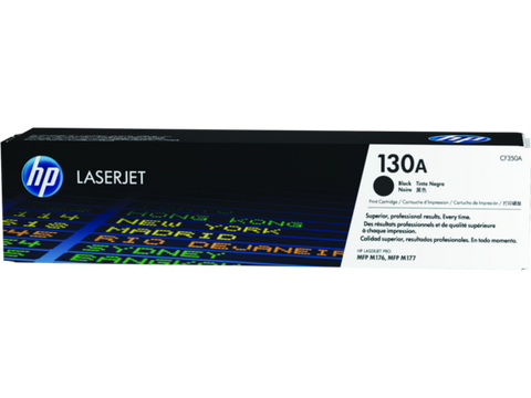 HP 130A Black Toner CF350A - Out Of Ink