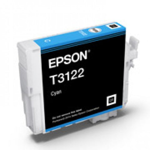 Epson T3122 Cyan Ink - Out Of Ink