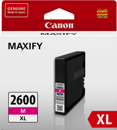 Canon PGI2600XL Magenta Ink Tank - Out Of Ink