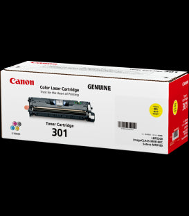 Canon LBP 5200 / MFC 8180 Yellow Toner Cartridge - 4,000 pages - Out Of Ink