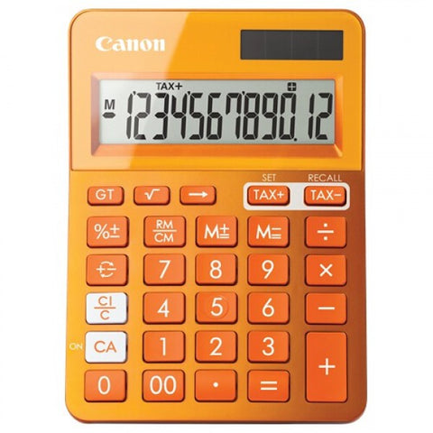 Canon LS123MOR Calculator - Out Of Ink