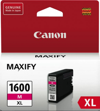 Canon PGI1600XL Magenta Ink Tank - Out Of Ink