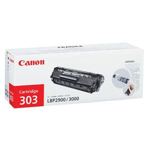 Canon CART-303 Toner Cartridge - 2,000 pages (Q2612A Equivalent) - Out Of Ink
