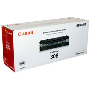 Canon CART-308 Toner Cartridge - 2,500 pages - Out Of Ink
