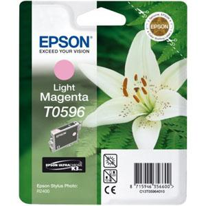 Epson T0596 Light Magenta Cartridge - 450 pages - Out Of Ink