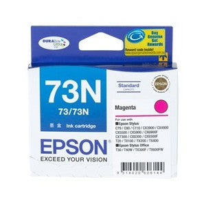 Epson T1053 (73N) Magenta Ink Cartridge - 310 pages - Out Of Ink