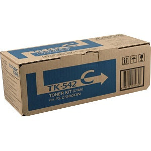Kyocera FS-C5100DN Cyan Toner Cartridge - 4,000 pages - Out Of Ink