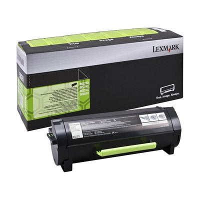 Lexmark 503X Extra HY Blk Toner - Out Of Ink