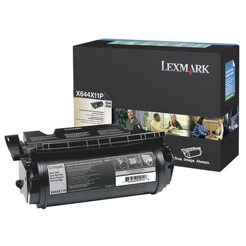 Lexmark X646e Prebate Toner Cartridge - 32,000 pages