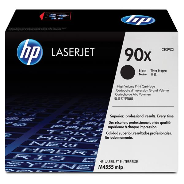 HP No.90X Toner Cartridge High Capacity - 24,000 pages - Out Of Ink