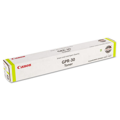 Canon TG45 GPR30 Yellow Toner - Out Of Ink