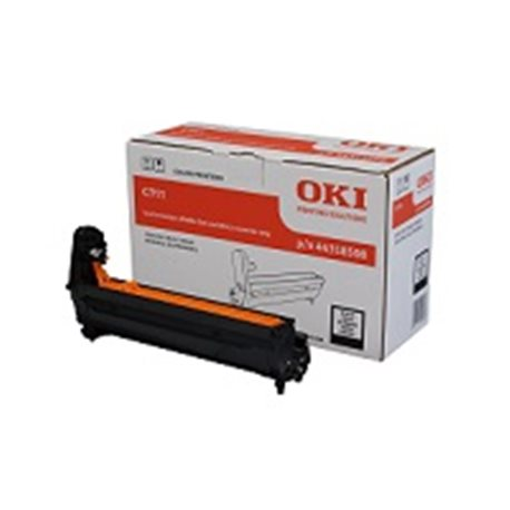 Oki Drum Unit Black C711N - Out Of Ink