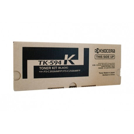 Kyocera FS-C2126MFP / 2026MFP Black Toner Cartridge - 7,000 pages - Out Of Ink