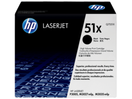 HP No.51X Toner Cartridge High Capacity - 13,000 pages - Out Of Ink