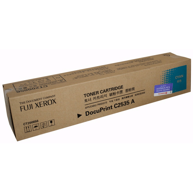 Xerox DocuPrint C2535 Cyan Toner Cartridge - 8,000 pages - Out Of Ink