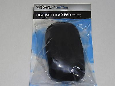 ASA, Head Pad for the Airclassics HS-1A Headsets, 1 Pair p/n ASA-HS-1-PAD