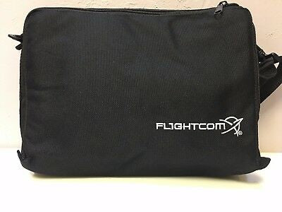 Flightcom, Headset Carrying Case, p/n 540-0622-10