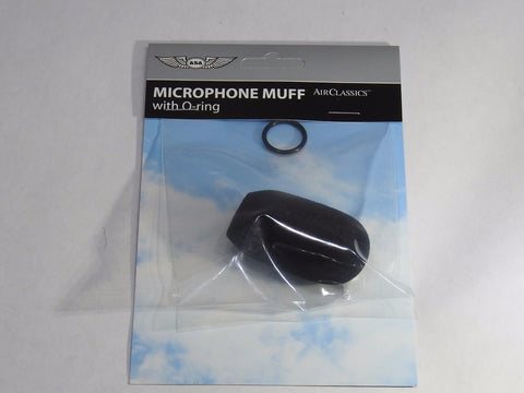 NEW REPLACEMENT EAR PADS for AIRMAN 850 Headsets in LEATHERETTE  p//n 800456-020