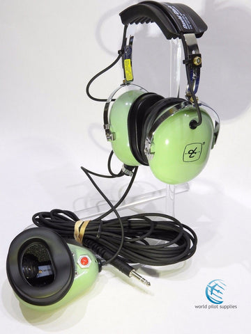 David Clark, Ground Support Headset H3312 p/n 12515G-12