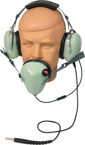 David Clark, Ground Support Headset H3310, p/n 12506G-05