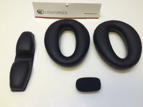 Lightspeed Aviation, Zulu Series Headset Renew Kits p/n A490, A483 & A139