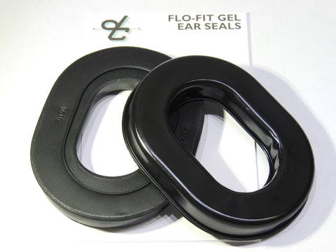 David Clark, Flo-Fit Gel Ear Seals for H10 Series Headsets p/n 40243G-02