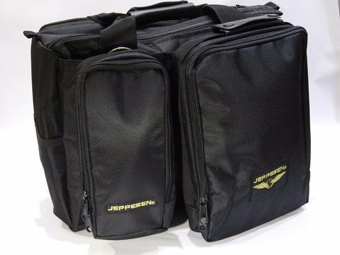 Jeppesen, Aviator Flight Bag, Customizable & Detachable Cases, p/n 10001854