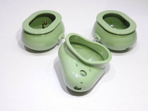 David Clark,  3 pc. Replacement Headset Domes & Shield for H-3312, H3310 + others