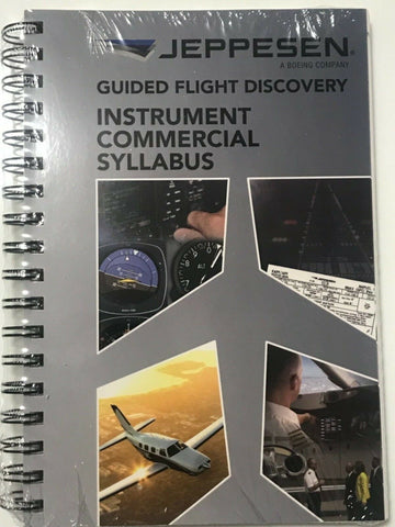 Jeppesen, GFD Instrument/Commercial Syllabus, p/n 10001785