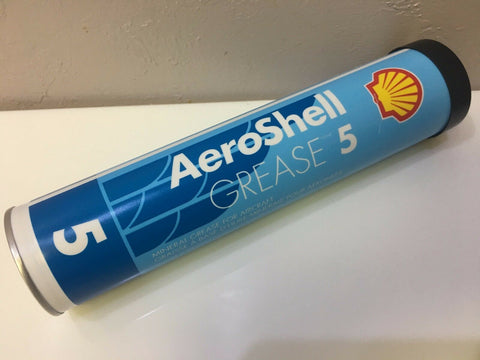 Aeroshell, Aircraft Grease, 14 oz Cartridges, w/ certs