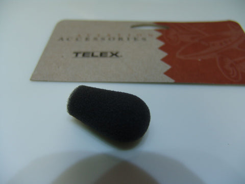 Telex, Wind Screen for Airman 850 Headsets, p/n 800456-019